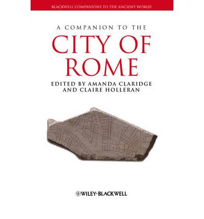 A Companion to the City of Rome