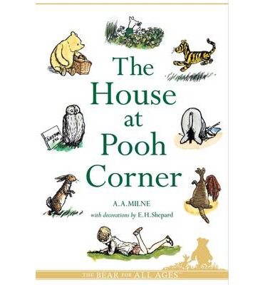 the house at pooh corner a a milne 9781405229951