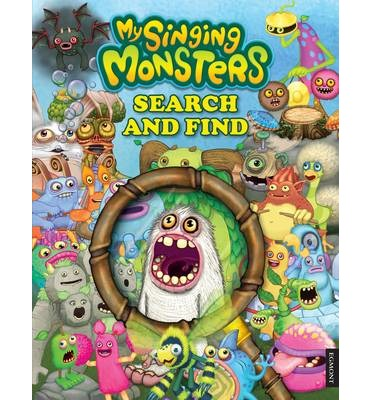 My singing monsters search and find egmont uk for Monster advanced search