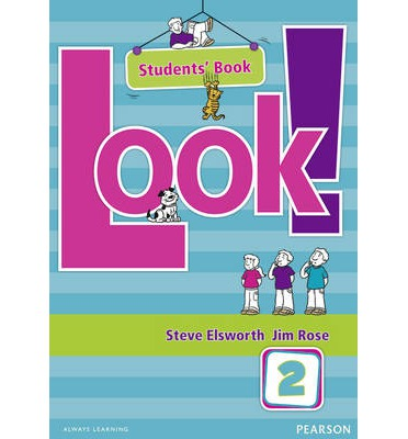 Look!: Students Book Level 2