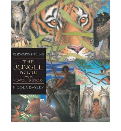 The Jungle Book: Walker Illustrated Classic