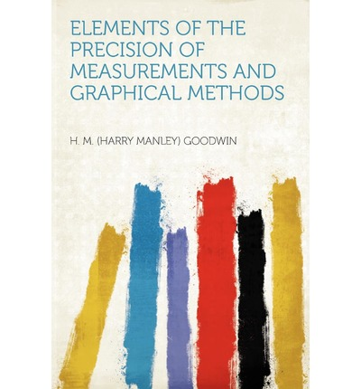 Elements of the Precision of Measurements and Graphical Methods