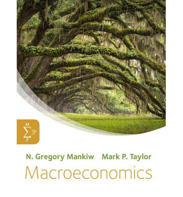 gregory mankiw principles of macroeconomics pdf