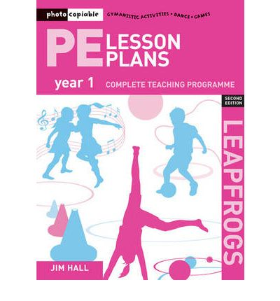 PE Lesson Plans Year 1