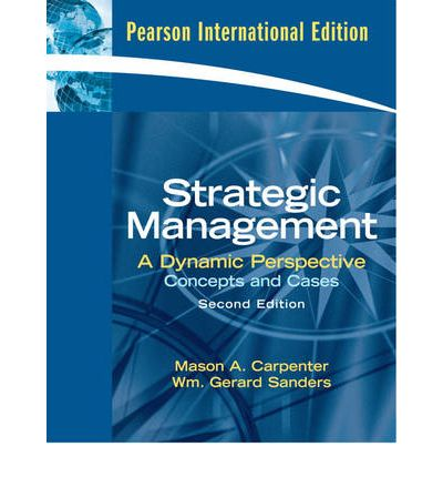 Strategic Management: Concepts and Cases PDF ebook, Global Edition