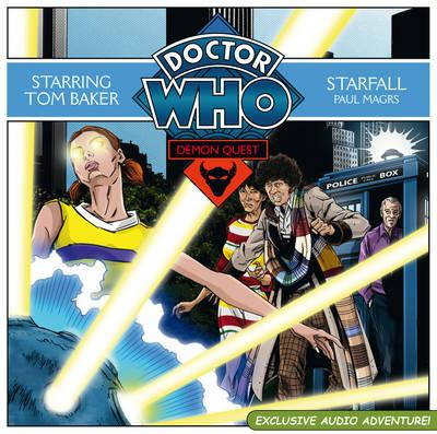 Doctor Who: Demon Quest: Starfall v. 4