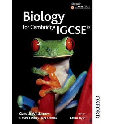 Biology for Cambridge IGCSE
