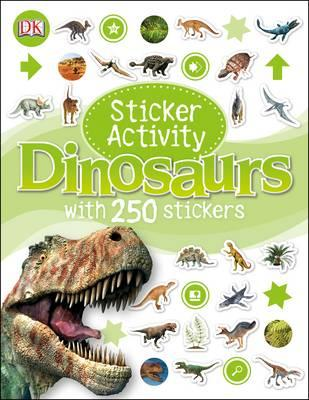 Sticker Activity Dinosaurs