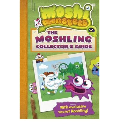 Moshi Monsters: The Moshling Collector's Guide