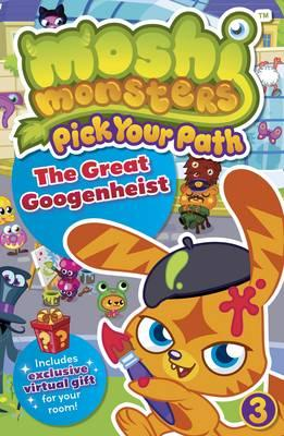 Moshi Monsters Pick Your Path 3: The Great Googenheist