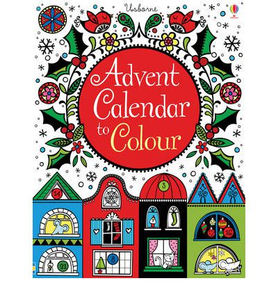 Advent Calendar to Colour