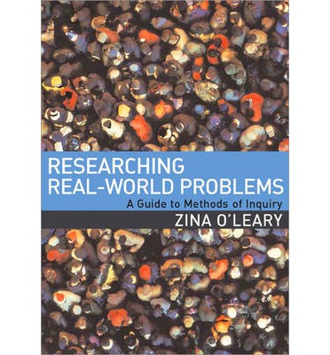 Researching Real-World Problems : A Guide to Methods of Inquiry