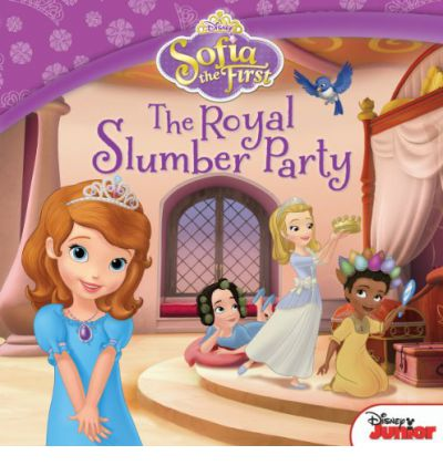 Sofia the First: The Royal Slumber Party
