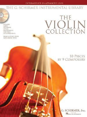 The Violin Collection: Advanced Level : Intermediate to Advanced Level (Book and CD)