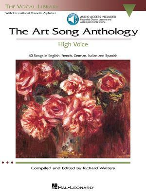 The Art Song Anthology - High Voice