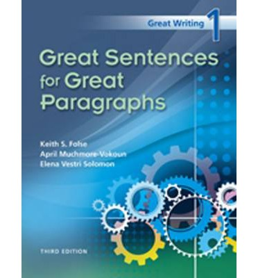 from great paragraphs to great essays 3