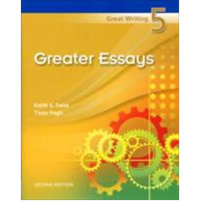 great writing 4 great essays folse Great essays has 44 ratings and 2 reviews great authors, great writing models, great teaching support - great series  great essays (great writing #4) by keith s folse, april muchmore-vokoun,  about keith s folse keith s folse 8 followers other books in the series.