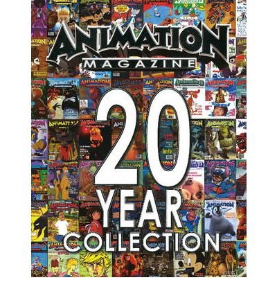Animation Magazine: 20-Year Collection