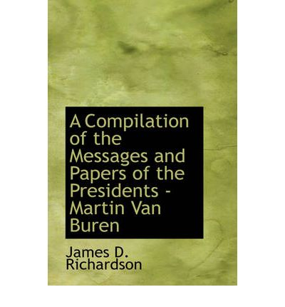 martin van buren essay Scope and contents this collection consists primarily of the research and editorial files for the project to publish on microfilm the complete papers of martin van buren.