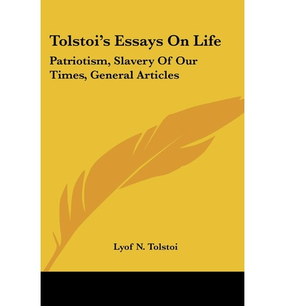 tolstoy essay what is Librarything review user review - isolde100 - librarything a book that could  have been written today his observations on the corruption of art and the.