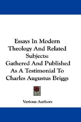 Theology ordering paper