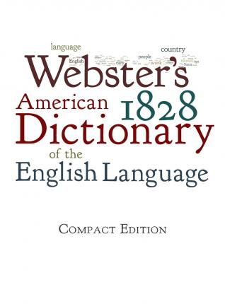 Webster 1828 Dictionary Pdf