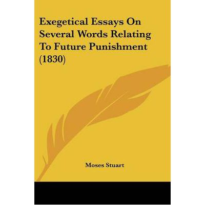 exegetical essays The kingdom movement  essays on matthew's gospel did matthew get jesus' genealogy wrong an analysis of mt1:1 - 17 what did the suffering servant suffer.
