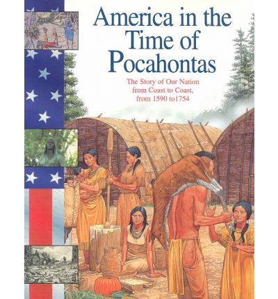 the life and times of pocahontas
