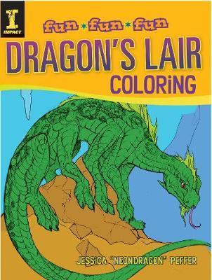 Dragon's Lair Coloring