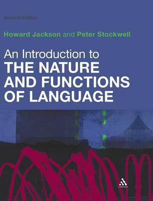 nature and function of language The nature of generalization in language adele e goldberg function pairings that are learned on the basis of the language they the nature of generalization 95.