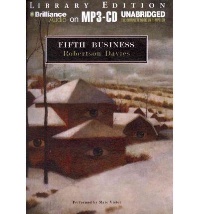 Guilt robertson davies fifth business