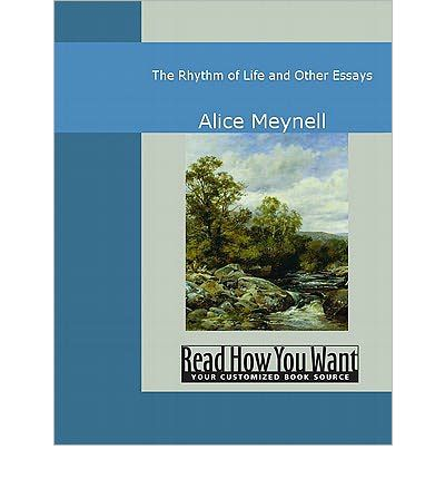 Essays by Alice Meynell