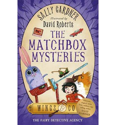 The Matchbox Mysteries : The Detective Agency's Fourth Case