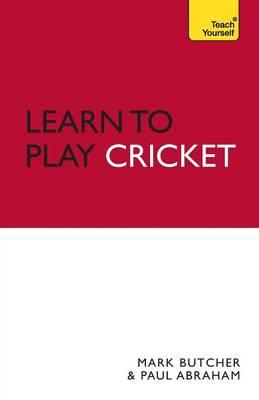 learn to play cricket teach yourself pdf