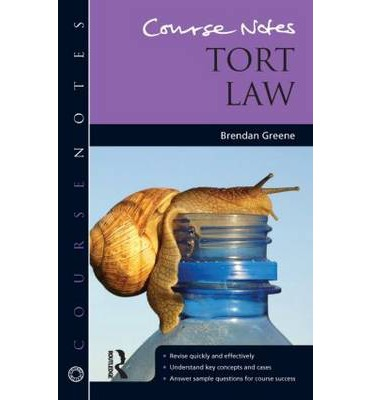 Sample law coursework
