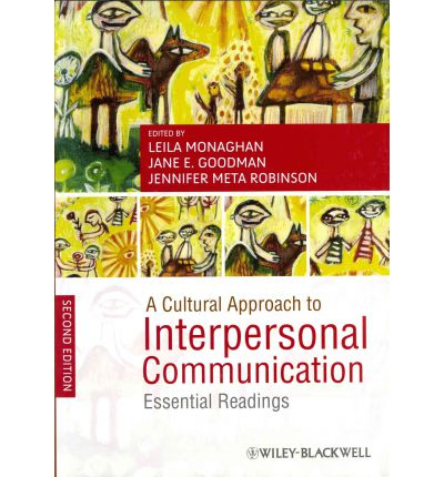 a rhetorical approach to interpersonal communication Approach oxford university o to understand the relation of interpersonal communication to rhetorical theory and interpersonal conflict test #2: chapters 5-8.