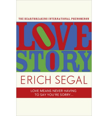Love Story Book Erich Segal Pdf