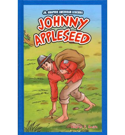 What States Did Johnny Appleseed Travel In