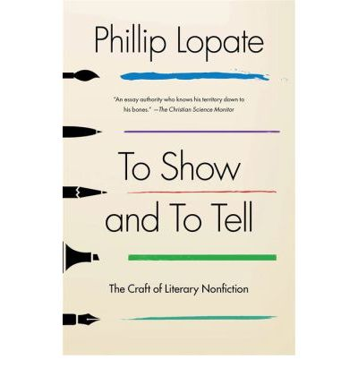 the art of the personal essay edited by phillip lopate Genre, fictional prose, essay, poetry, literary criticism notable works, being with  children relatives, leonard lopate (brother) phillip lopate (born 1943) is an  american film critic, essayist, fiction writer, poet, and teacher  the art of the  personal essay (doubleday-anchor, 1994) writing new york (the library of  america,.