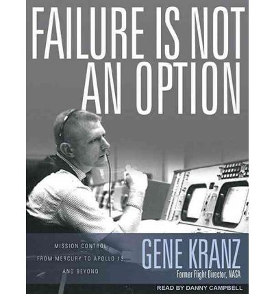 Failure Is Not an Option (Library Edition)