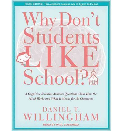 Why Don't Students Like School? (Library Edition)