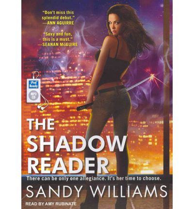 The Shadow Reader: 1