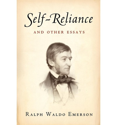 self reliance and other essays Read self-reliance and other essays by ralph waldo emerson by ralph waldo emerson for free with a 30 day free trial read ebook on the web, ipad, iphone and android.