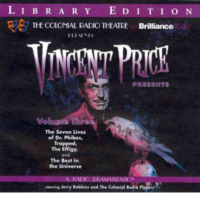 Vincent Price Presents, Volume 3