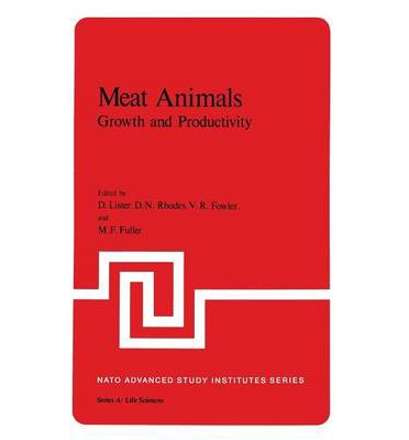 Meat Animals : Growth and Productivity