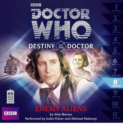 Doctor Who: Enemy Aliens (Destiny of the Doctor 8)