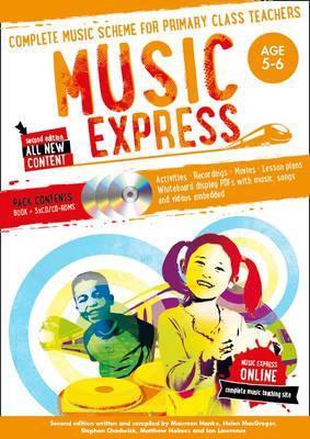 Music Express: Age 5-6: Complete Music Scheme for Primary Class Teachers