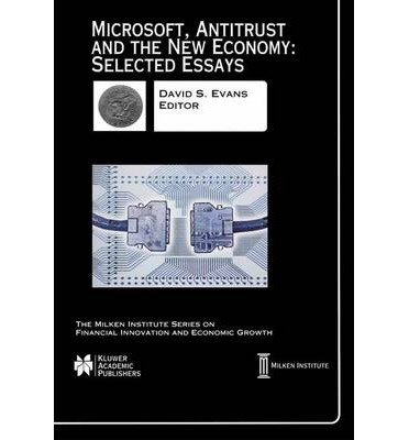 essay microsoft antitrust case In a 2005 paper, mr scherer found that standard oil was indeed a prolific generator of patents in its early years, but that slowed once it achieved dominance it's possible microsoft might have become the dominant company in search and mobile without the scrutiny the federal antitrust case brought.