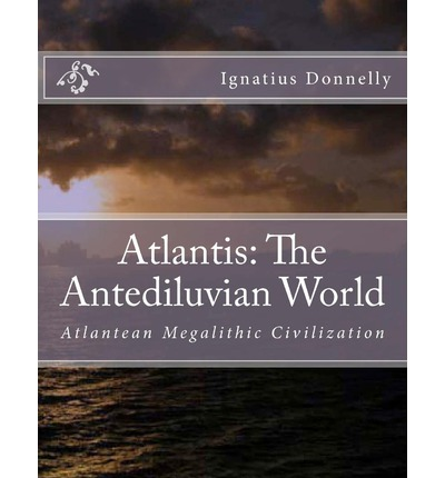 WORLD ATLANTIS THE ANTEDILUVIAN