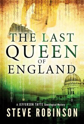 Free audo book downloads The Last Queen of England in Irish PDF ePub MOBI by Steve Robinson